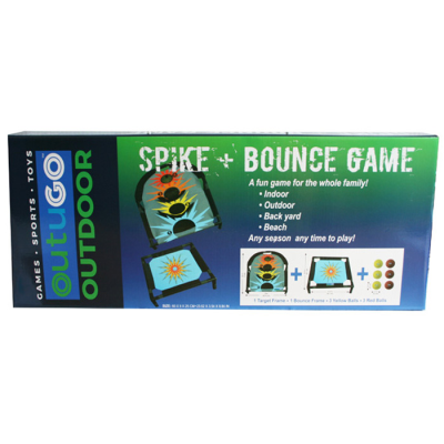 TOSS & BOUNCE GAME