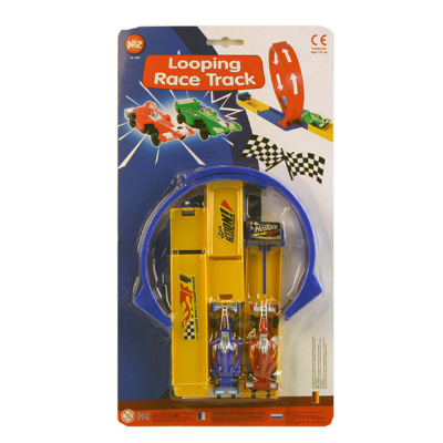 LOOPING RACE TRACK  (2 CARS)