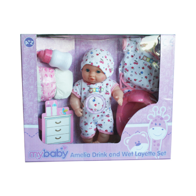 TRY ME  30CM BABY LAYETTE