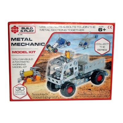METAL MECHANICS 30 MODELS