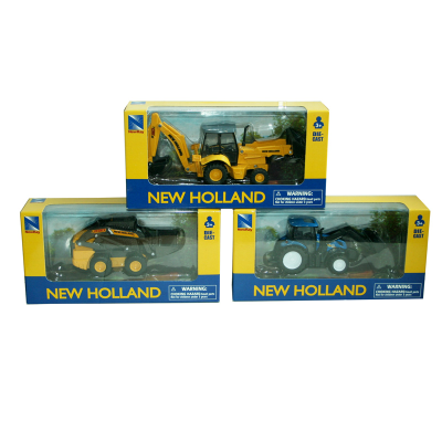 DC NEW HOLLAND TRUCK 3ASSTD