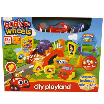 BABY WHEELS CITY PLAYLAND