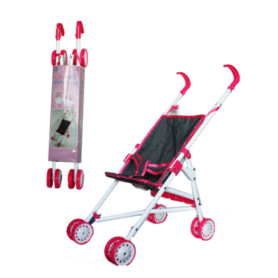 DOLLS BUGGY - PINK
