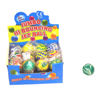 HI BOUNCE BALL 6CM IN CDU