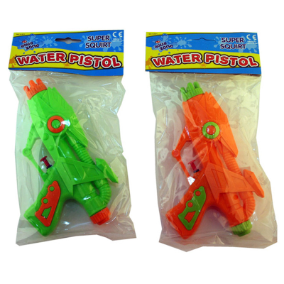 SPACE WATER PISTOL (2 ASSTD)