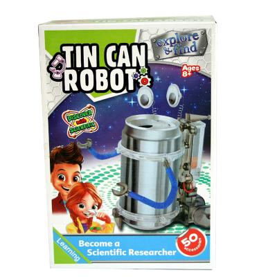 BYO TIN CAN ROBOT