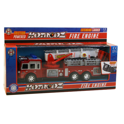 FIRE ENGINE FRICTION