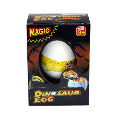 GROWING EGG DINOSAUR