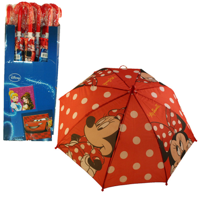 DISNEY MINNIE MOUSE UMBRELLA  IN CDU