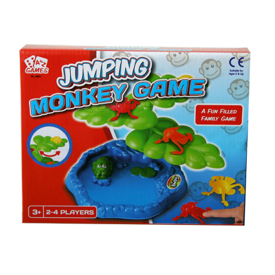 JUMPING MONKEY GAME