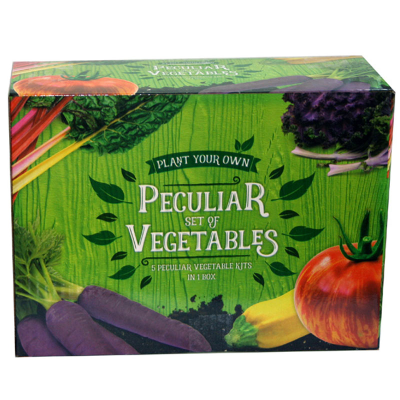 PECULIAR VEGETABLE KIT