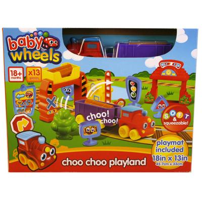 BABY WHEELS CHOO CHOO PLAYLAND
