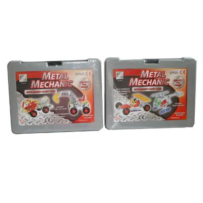 METAL MECHANICS IN PLASTIC CASE 2 ASSTD