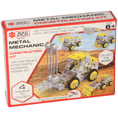 METAL MECHANIC CONSTRUCTION (4 ASSTD)