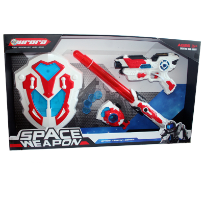 TRY ME SPACE WEAPON SET WITH SHIELD