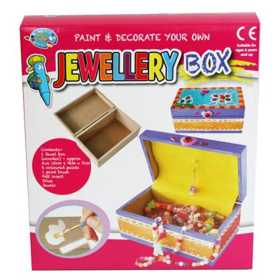 DECORATE JEWEL BOX