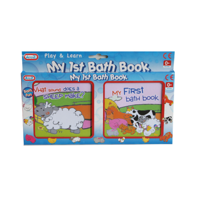 MY 1ST BATH BOOK (VAT FREE)