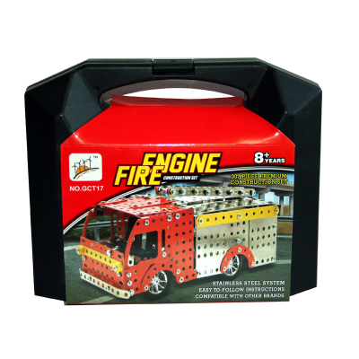 FIRE ENGINE METAL MECHANICS