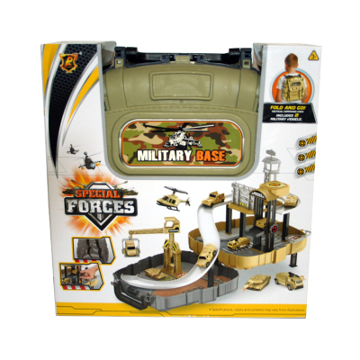 MILITARY PLAYSET BACK PACK