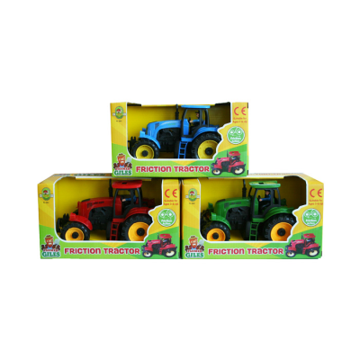 FARM TRACTOR (3 ASSTD COLS)