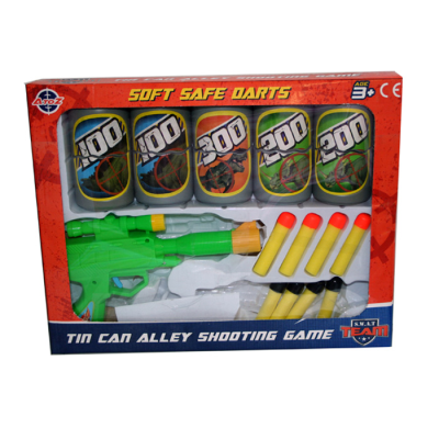 TIN CAN ALLEY GAME - SINGLE