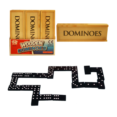 WOODEN DOMINOES IN CDU