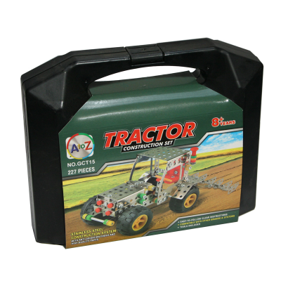 TRACTOR 227PCS KIT IN CARRY CASE