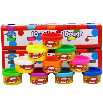 10 TUBS OF DOUGH