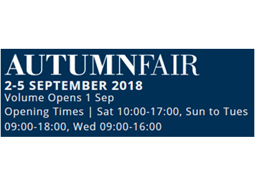 Autumn Fair 2018