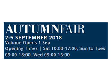 Autumn Fair 2017
